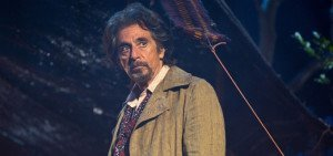 the humbling al pacino