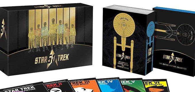 star trek 50 collection