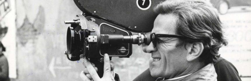 come diventare regista - pasolini sul set