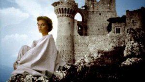 Michelle Pfeiffer nel film Ladyhawke