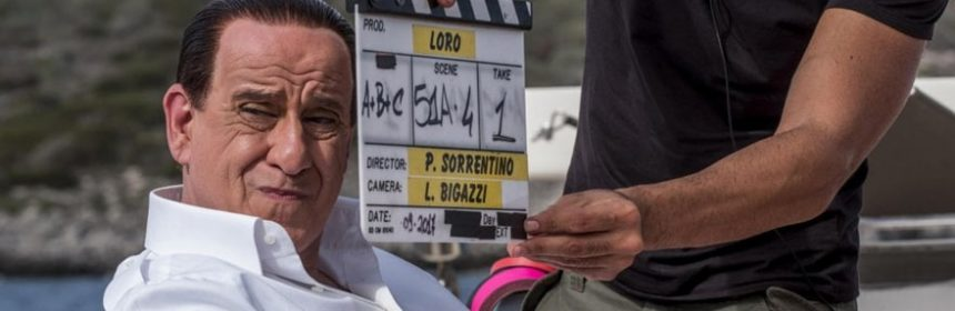 loro 1 e 2 film di sorrentino