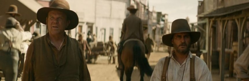 The Sisters Brothers scena film